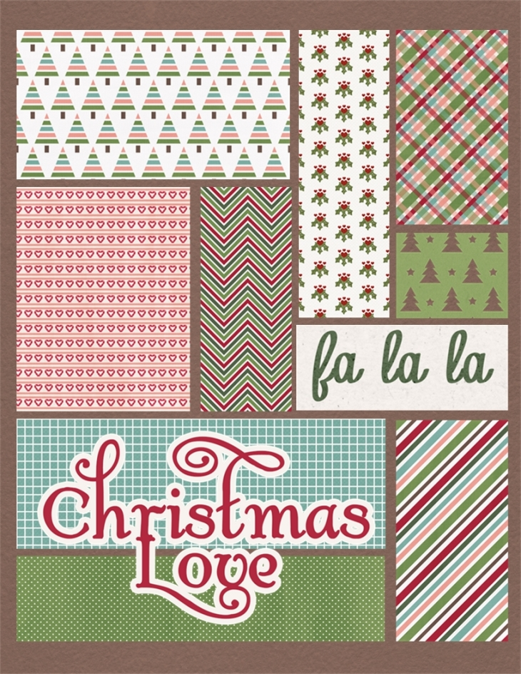 Christmas Wishes Card using MPearson, Christmas Wishes