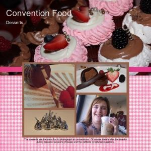 ConventionDesserts